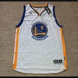 NEW Golden State Warriors Klay Thompson jersey XL